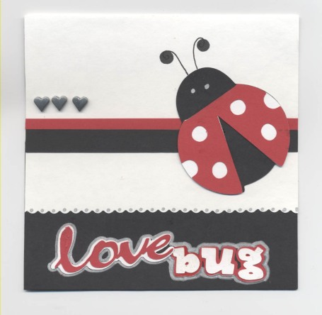 Love Bug - Front